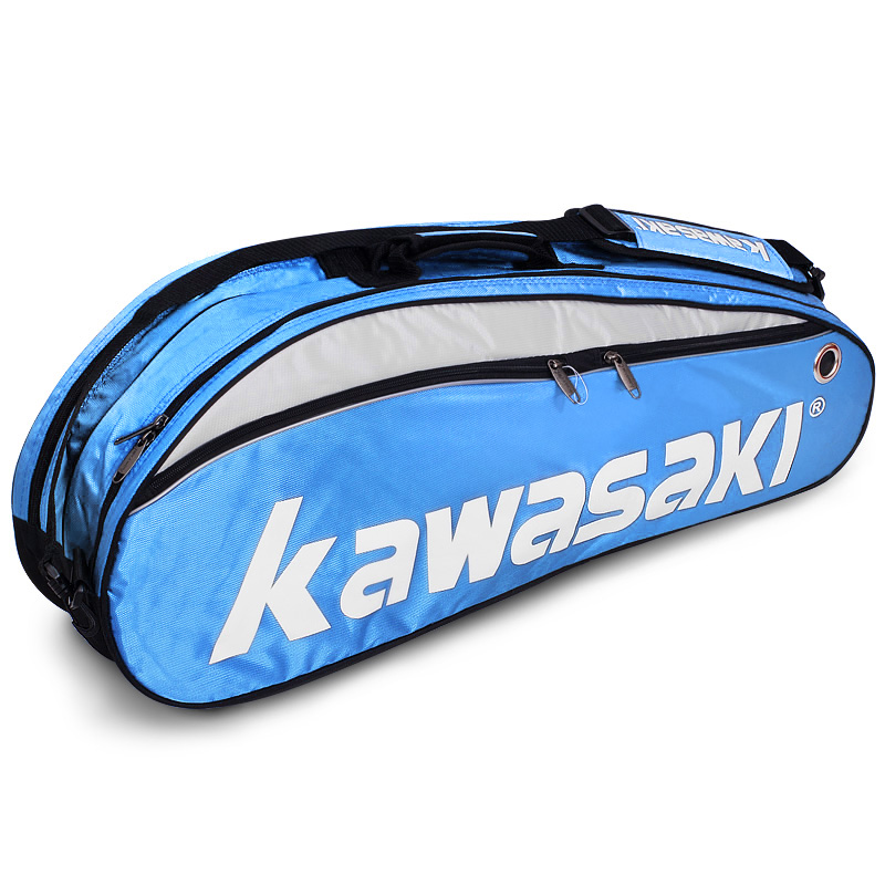 Shoes The Cheapest Price Tennis Racket Bag Kawasaki Single Shoulder Bag Tennis Badminton Squash Bag 3 Rackets Kawasaki Badminton Bag Raquete Tenis Pack Buy One Get One Free