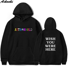 ASTROWORLD Hoodies Men/Women Sweatshirt Hip Hop Hooded Print