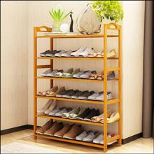 The big shoe rack multi-layer solid wood special price super large capacity 10 level 8 - layer receive