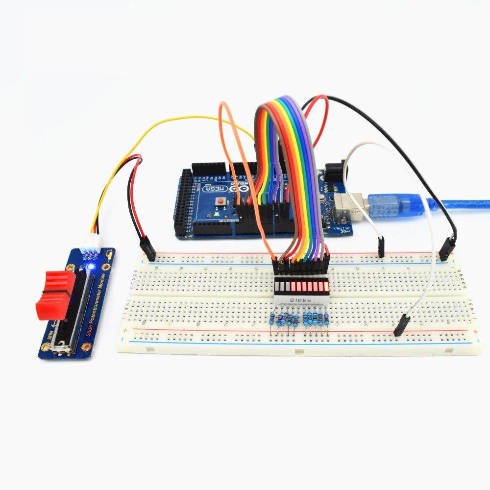 Adeept DIY Electric RFID Starter Kit for Arduino MEGA 2560 with Ardublock  Book Processing Freeshipping Book diy diykit