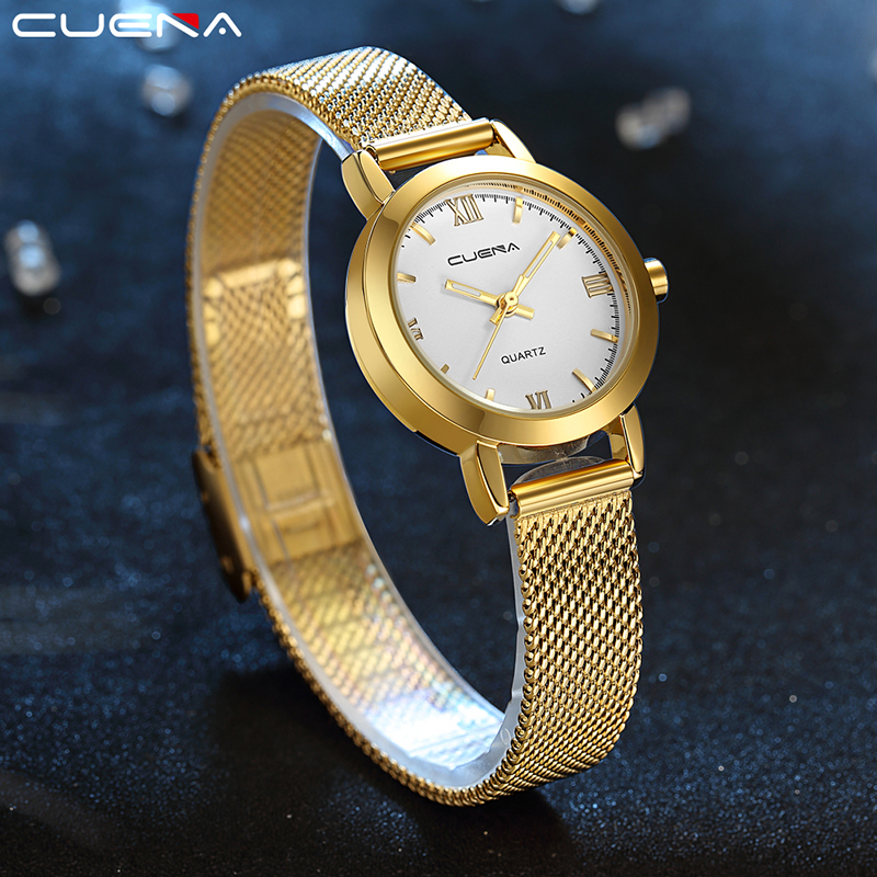 cuena luxury women 39 s watches women quartz watch. Black Bedroom Furniture Sets. Home Design Ideas