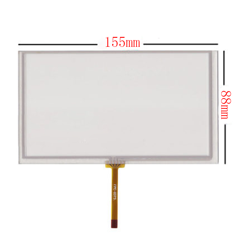 New 6.2'' Touch Screen Digitizer Panel For Prology DNU-2610 DNU-2630