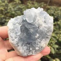 Natural Kyanite Quartz Crystal Cluster Crystal Druzy Geode Specimen Minerals Reiki Healing Chakra Gemstone As Gift