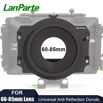 LanParte Universal Matte box Rubber Donuts for 60-85mm Camera Lens