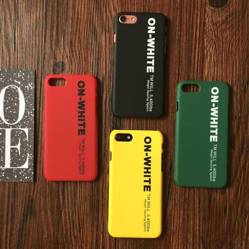 Dễ thương Điện Thoại Di Động MÁY TÍNH Cover cho iPhone 7 8 Plus 7Plus 8 Plus X 5 SE 5S 6 6 S 6 S Trường Hợp Trên Màu Trắng thương hiệu Capa Para Fundas coque
