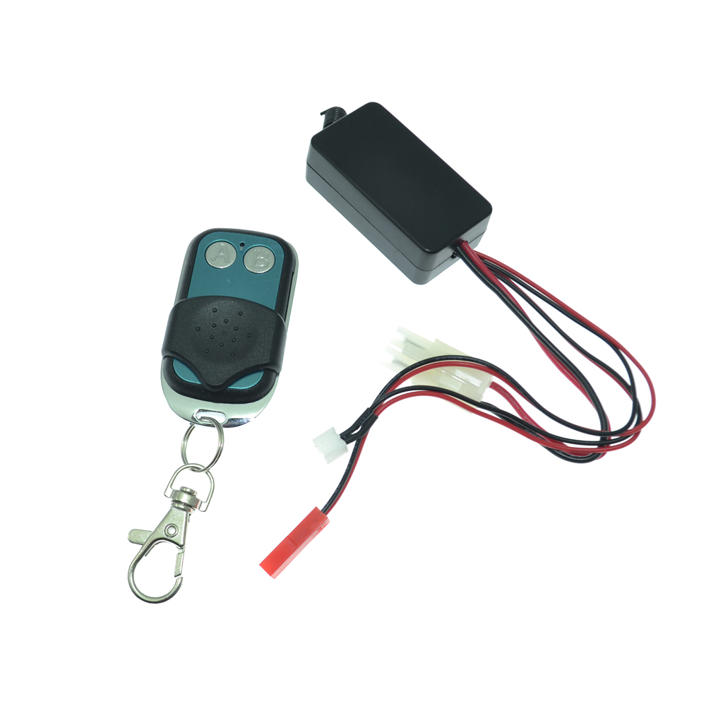 High Quality Rc Car Winch Control Wireless Remote Receiver For 1