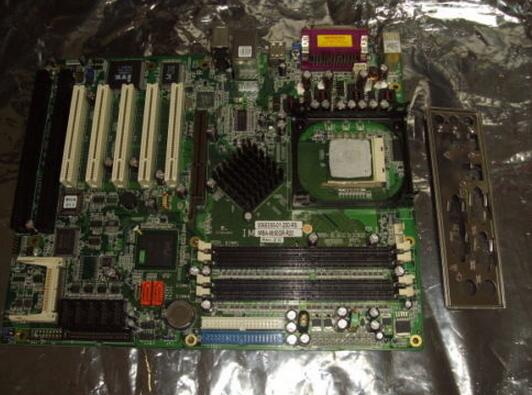imba 8650 for Socket 478 ATX VGA DDR Motherboard well tested with three months warranty