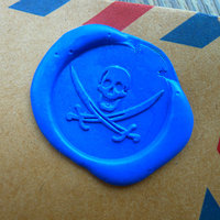 Pirate Skull Wax Seal Stamp Sealing Wax Seal Skull Seal
