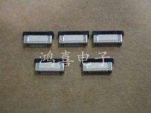 15pin WZSM Novo conector FPC FFC 0.5mm pitch 15 pin tomada conector FFC FPC Frete Grátis