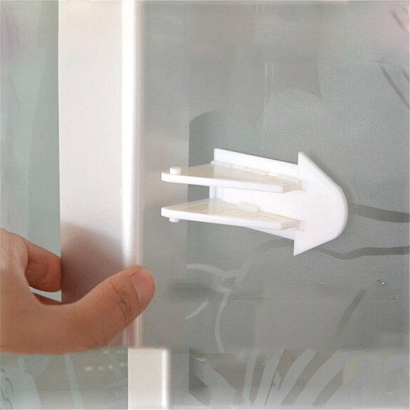 Creativity Kids Baby Children Safety Move Sliding Window Door Cabinet Locks Window Lock Door Stopper Baby Protect