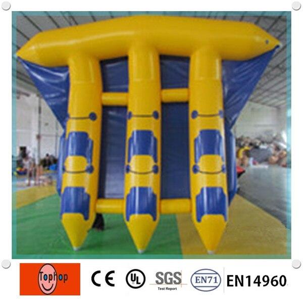 Juegos Inflables Del Agua Flyfish Banana Boat Agua Inflable Banana