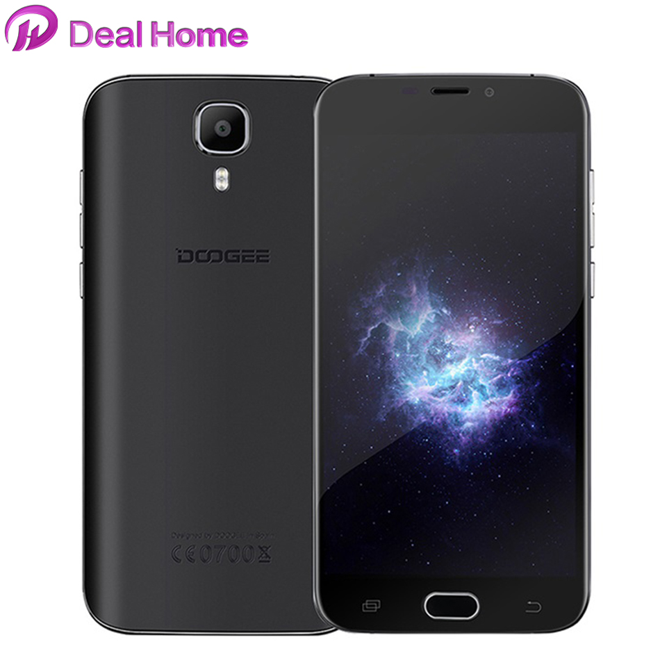 "bilder für Ursprüngliche Doogee X9 pro 4G LTE Handy 5,5 ""HD MTK6737 Quad Core Android 6.0 2 GB RAM 16 GB ROM 3000 mAh 8MP Metall Smartphone"