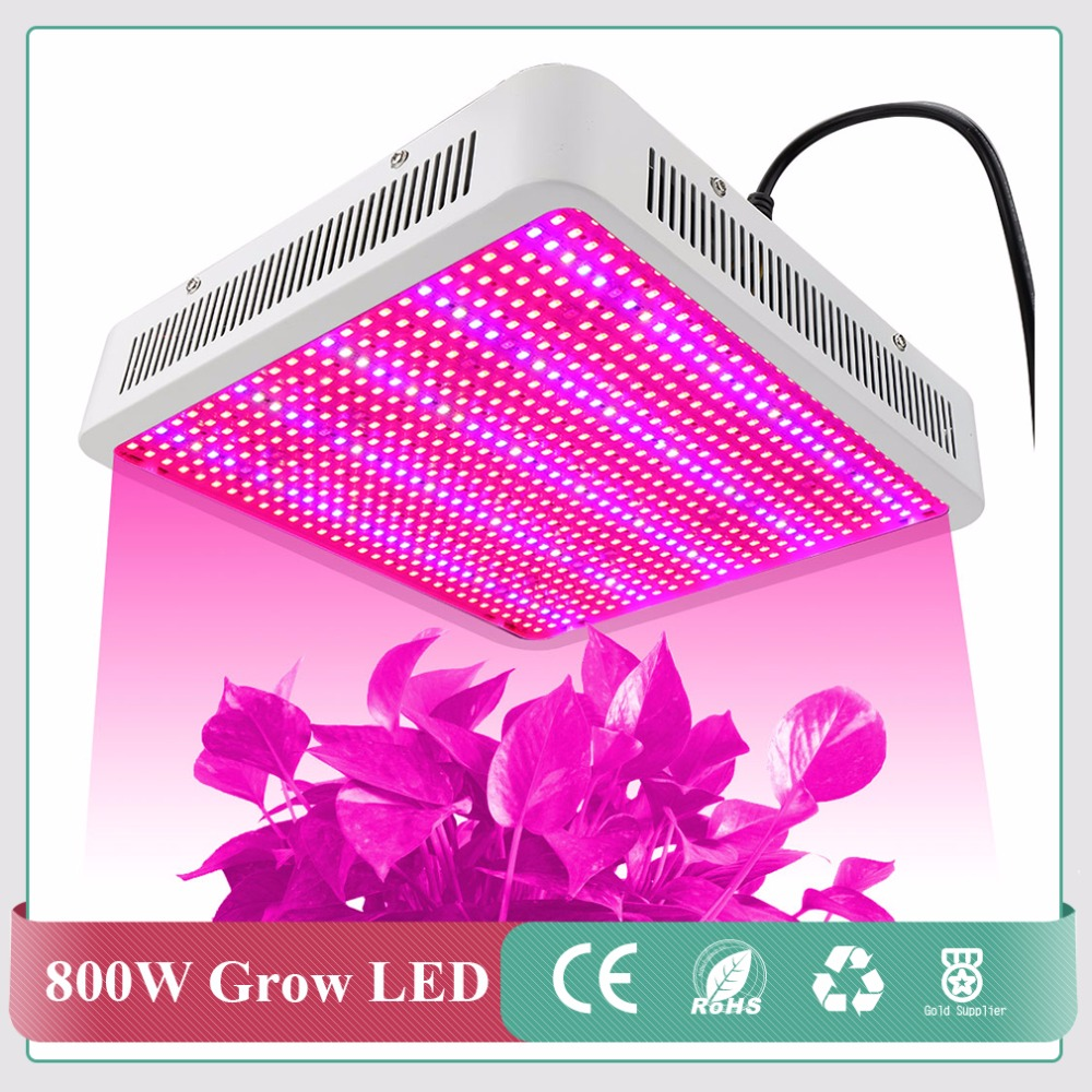 LED Grow Light 800W SMD5630 Full Spectrum Led Lamps for Plants Indoor Grow Tent