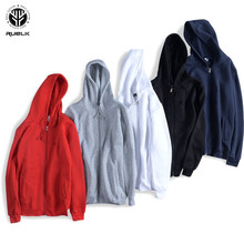 RUELK 2018 Autumn New Arrival High Sportswear Men Sweatshirt Hip-Hop Male Hooded Hoodies Pullover Hoody Clothing Size XXS-4XL