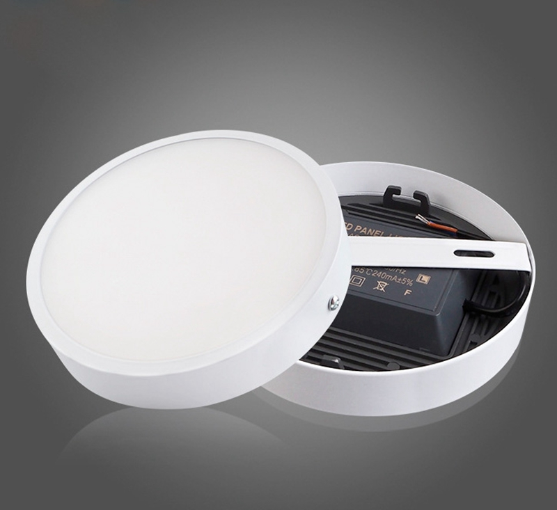 Popular 8W 16W 22W 30W SMD4014 LED Panel Light Downlights CRI>88 Built-in Driver Fixture Ceiling Cabinet Down Lights Lamp SAA UL