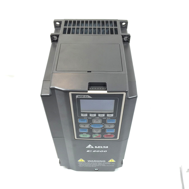 Delta AC Motor Drive Inverter VFD007C43A VFD-C2000 Series 1HP 3 phase 380V 750W New 380v coil ac contactor 4kw 5 5 hp 3 phase motor control magnetic starter 6 8 11a