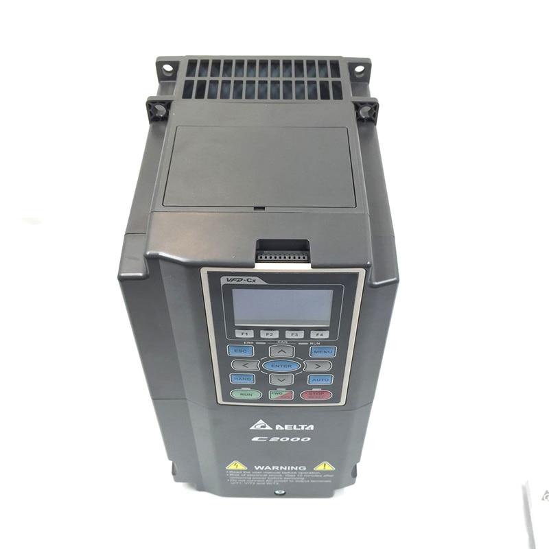 цена на Delta AC Motor Drive Inverter VFD007C43A VFD-C2000 Series 1HP 3 phase 380V 750W New