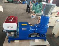 MKL229D 22HP diesel engine with Electric starter wood pellet machine wood pellet press biomass pellet making machine