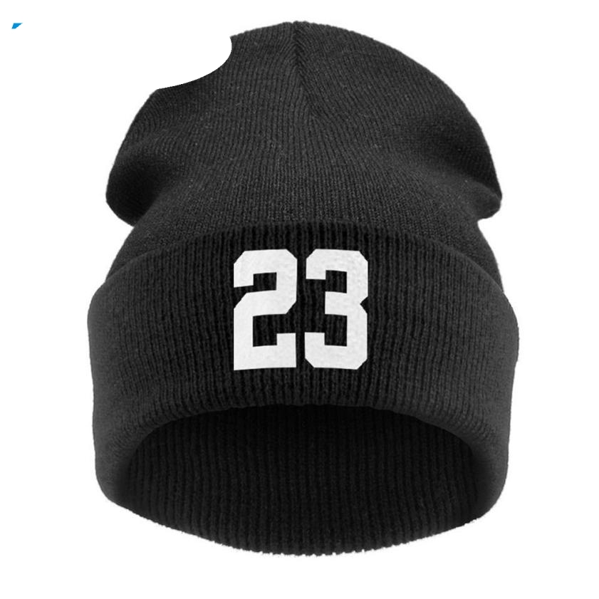 Skullies     Beanies   23 Warm Winter Knit Hat Fashion Cap Hip-hop   Beanie   Hats For Women Men Spring Autumn Hat female cap WSep21