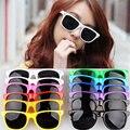 Moda Vintage Sunglasses Mujeres Hombres Diseñador de la Marca Femenina Masculina Gafas de Sol de Las Mujeres Gafas gafas gafas de sol Femenino