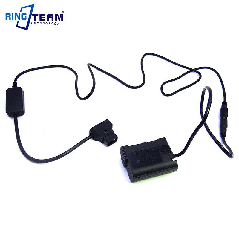 D Tap Power Cable EP 5B DC Coupler for Nikon 1 V1 D850 D7200 D7100 D7000