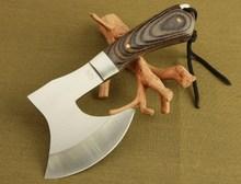 2015 Sharp machetes F702 hacha hachas tomahawk Supervivencia al aire libre táctico de acero hacha machado facao acampar hacha hacha de mano