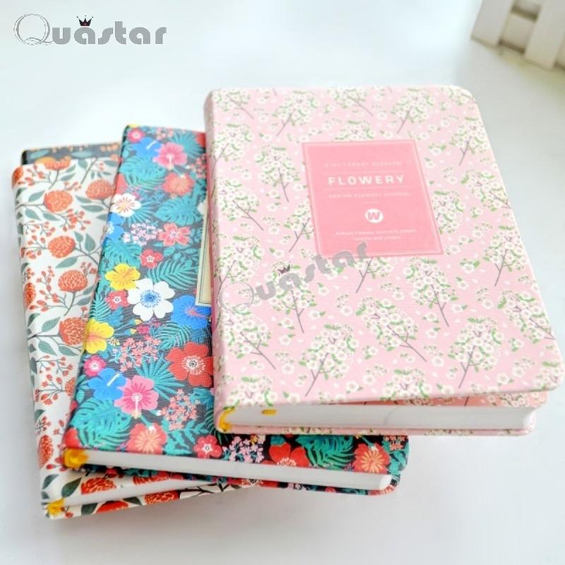 Weekly Calendar Notebook : Aliexpress buy cute flower planner notebook notepad