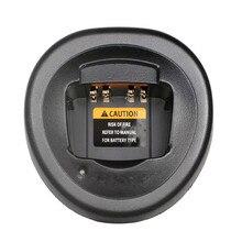 A única base de desktop carregador para Motorola GP340 PRO5150 GP328 GP338 PTX760 GP580 HT750 etc walkie talkie