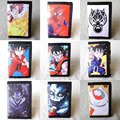 Anime Dragon Ball/Fairy Tail/Death Note/Final Fantasy/Spider Man/Natsume Yuujinchou/Naruto Short Polyester Wallet/Purse