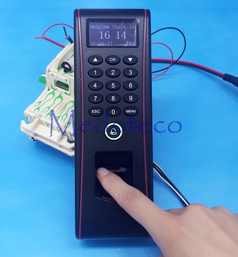Waterproof IP65 outdoor fingerprint Access Control Outdoor Access Control with rfid Card Access Controller Tcp/ip TF1700 biometric fingerprint access controller tcp ip fingerprint door access control reader