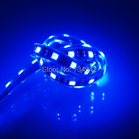 Waterproof IP68 1 Meter DC 12V SMD5050 Flexible LED Strips 60 LEDs Per Meter White Red
