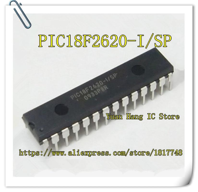 10PCS/LOT PIC18F2620-I/SP PIC18F2620-I SP  PIC18F2620 DIP-28