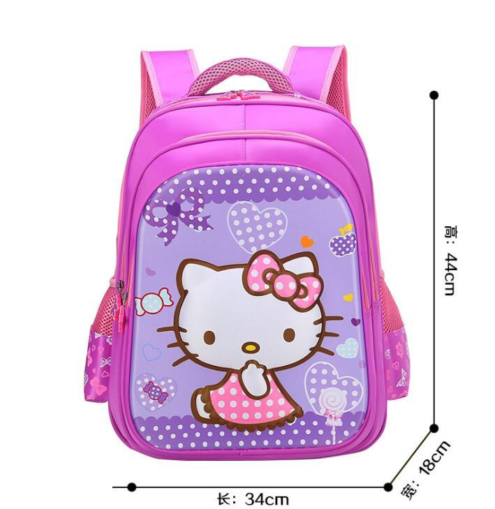 a2426a6cb05c Новый София первая Принцесса София рюкзак школьные сумки для детей девочек  Начальная школа школьный начальной