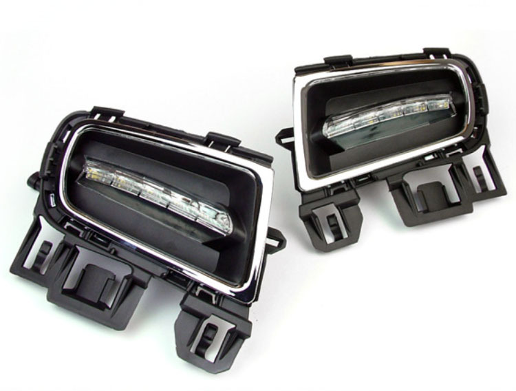 2006~2010 fit for mazda 6 led daytime running light 2pcs/set +wire of...