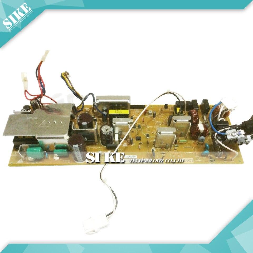 LaserJet Engine Control Power Board For HP CM3530 3530 HP3530 RM1-5689 RM1-5690 Voltage Power Supply Board laserjet engine control power board for hp color laserjet cm1015 cm1017 rm1 4364 rm1 4363 1015 1017 voltage power supply board