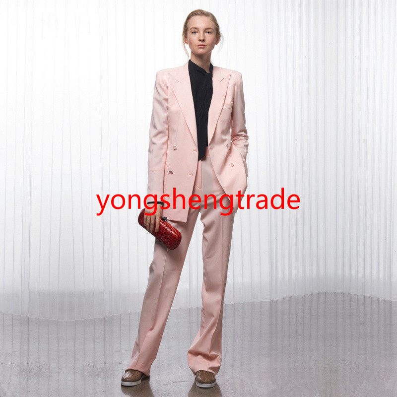 Back To Search Resultswomen's Clothing New Style Formal Blue Blazer Women Business Suits With Pant And Jacket Set Ladies Work Wear Office Uniform Designs Pantsuits Delicacies Loved By All