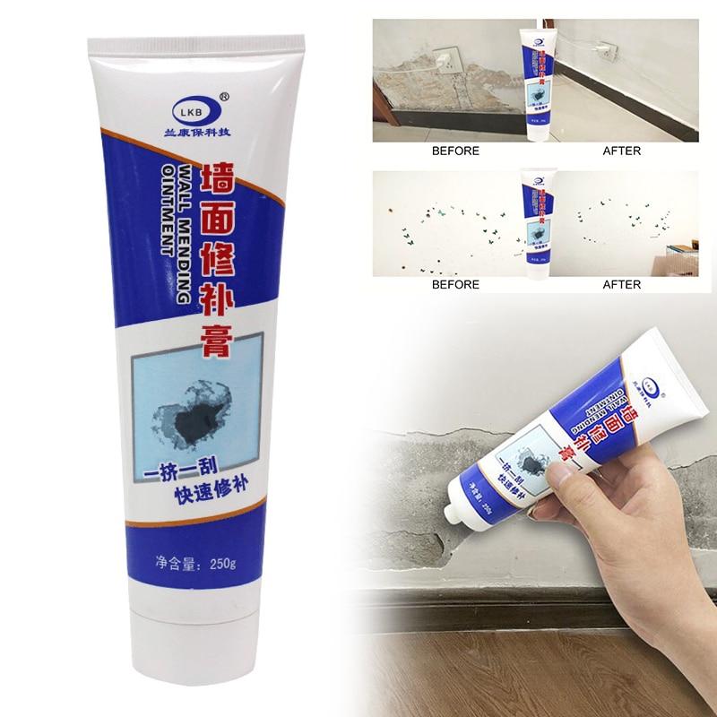 250G Universal Wall Mending Ointment Grouts Beautiful Sealant For Walls Peeling Graffiti Gap Repair Cream Construction Tool