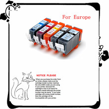 Compatible ink cartridge for Canon PGI-525 CLI-526 for Canon PIXMA IP4850/IP4950/MG5150/MG5250/MG5350/PIXMA MG6150/MG8150/MX884