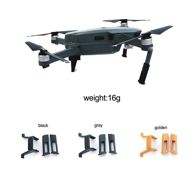 Dji Mavic Pro Landingsgestel Kits Verhoogde Voeten Voor Dji Mavic Pro Platinum Drone Benen Uitgebreide Ondersteuning Protector Onderdelen Beroemd Om Hoogwaardige Grondstoffen, Een Breed Scala Aan Specificaties En Formaten, En Een Grote Verscheidenheid Aan
