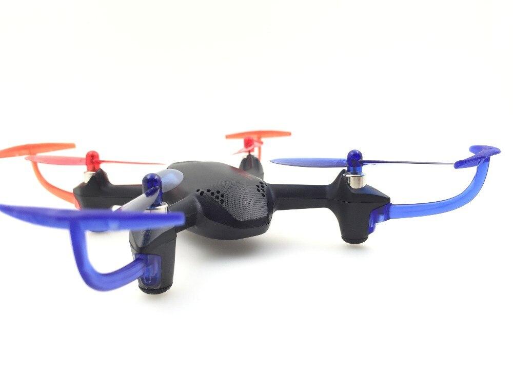 Hubsan X4 H107L H107C H107DQuadcopter להבי המדחף הגנת המשמר לחפות H107L H107C H107D Z107