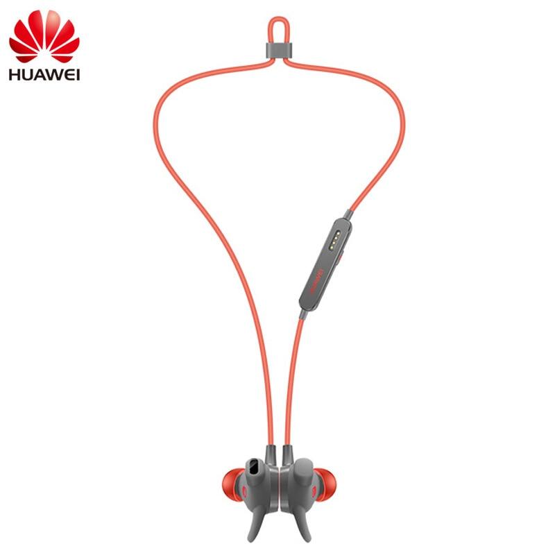 Original Huawei R1 Pro Sport Heart Rate Bluetooth Headset AptX Armature IPX5 Waterproof Mic Wireless Earphones