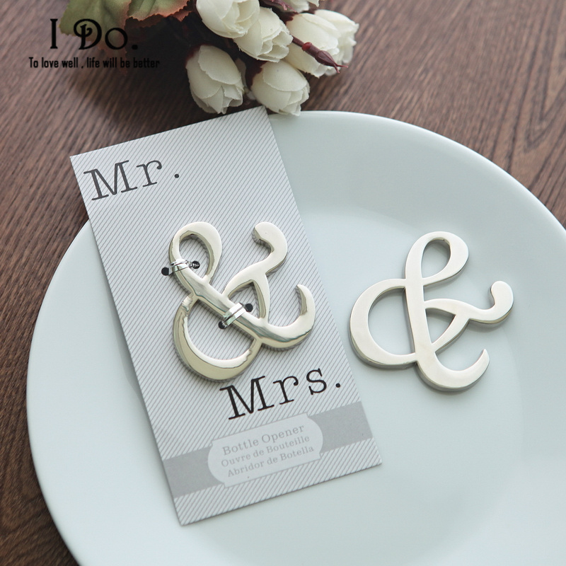 free shipping design bottle opener wedding favors and gifts