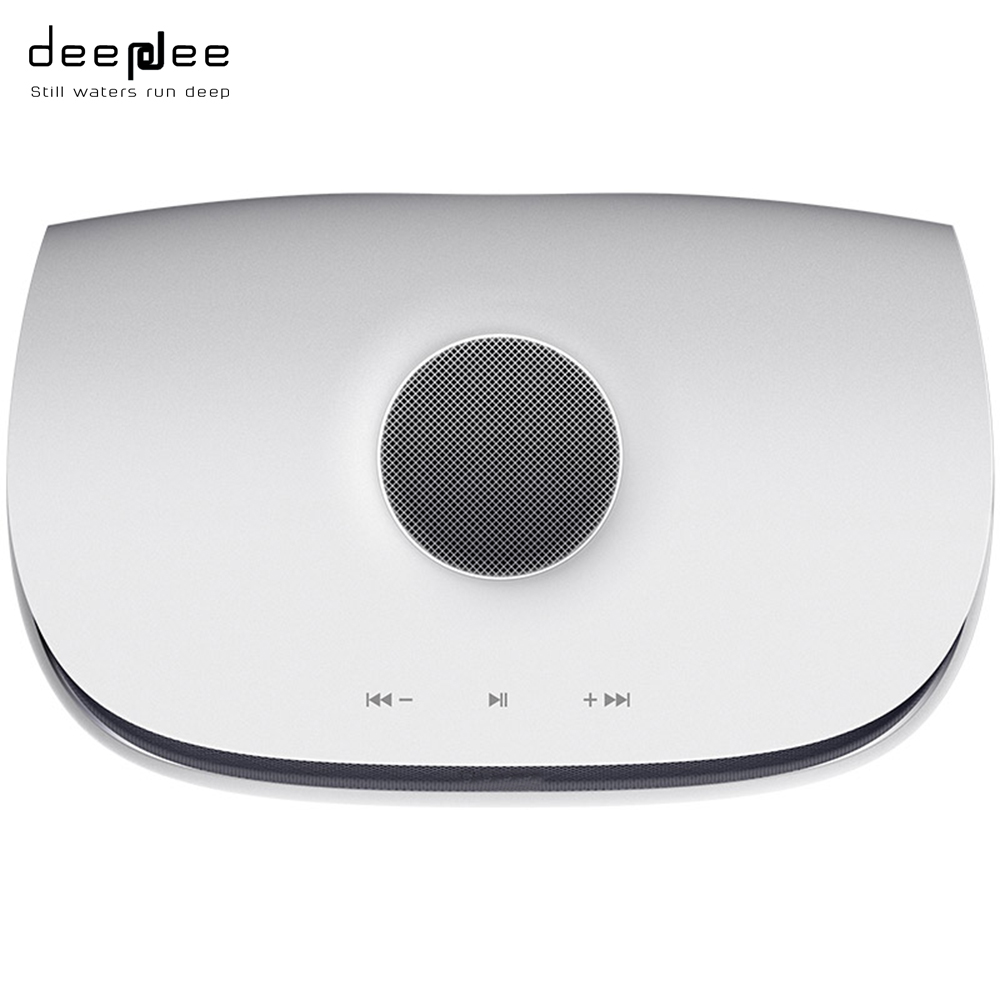 DEEPDEE Wireless Portable Bluetooth Speaker Stereo HIFI Super Bass Box Outdoor Sound with Built-in Microphone Handsfree Calls