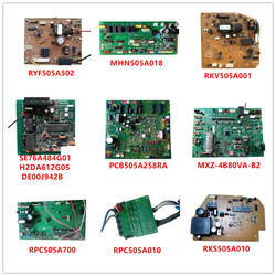 RYF505A502/ MHN505A018/ RKV505A001/ SE76A484G01/ PCB505A258RA/ MXZ-4B80VA-B2/ RPC505A700/ RPC505A010/ RKS505A010 Used Good Work
