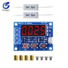HW-586 1,2 в 12 В 18650 литий-ионный тестер емкости батареи сопротивление свинцово-кислотный измеритель емкости аккумулятора тестер разряда