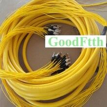 Patch Cord FC FC UPC SM 24 Core Tronco Breakout 2.0 millimetri GoodFtth 100 500m