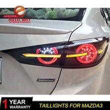 Автомобильный Стильный чехол для Мазда 3 Мазда 3 Axela M3- задние фонари Мазда 3 светодиодный задний фонарь