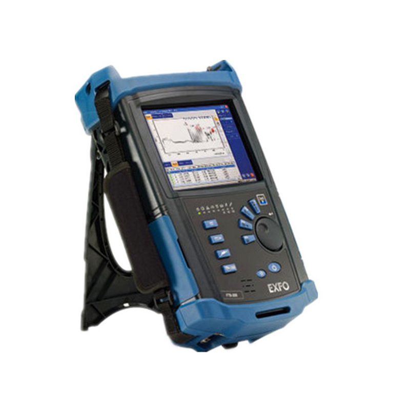 EXFO FTB-200 series OTDR FTB-7500E-023B-SM-1310/1550nm-45/43 dB,Integrated VFL, Touch Screen Optical Time Domain Reflectometer