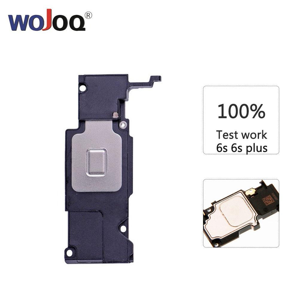 WOJOQ Buzzer Ringer Ringtone Loud Speaker For iPhone 6s 6s Plus Sound Flex Cable Inner Replacement Repair Parts