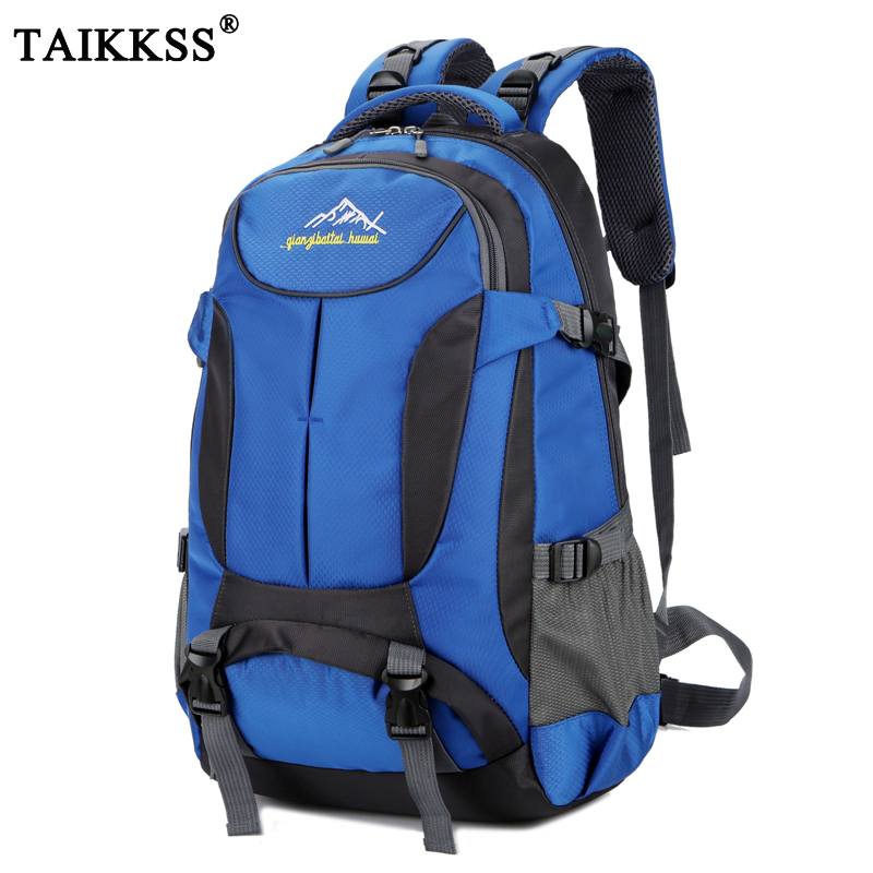 2018 New Fashion Men Nylon Backpacks Travel Backpack Large Capacity men Large Back Bags Rucksack Waterproof Bagpack Wholesale